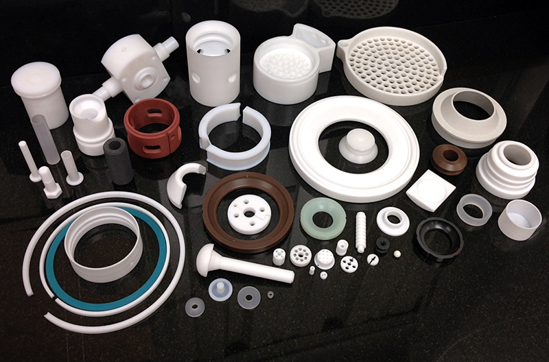 precision plastic parts over 1000 for one custoemr